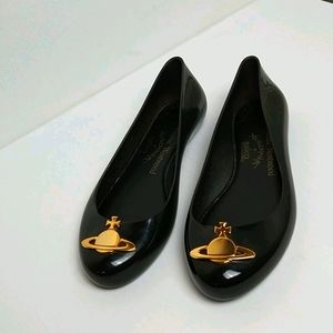 Vivienne Westwood Melissa Slip On Shoes Size 6